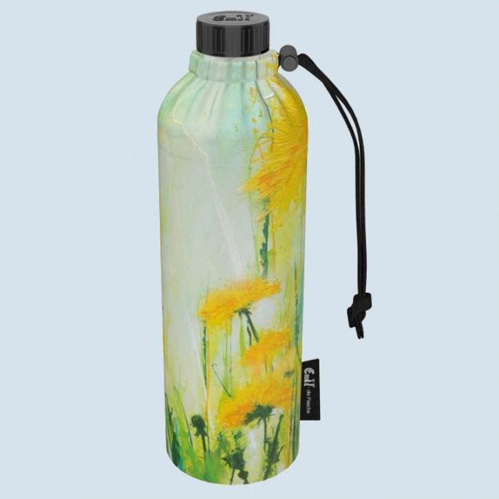 Emil die Flasche - Weithals Trinkflasche Löwenzahn - 0,75 Liter