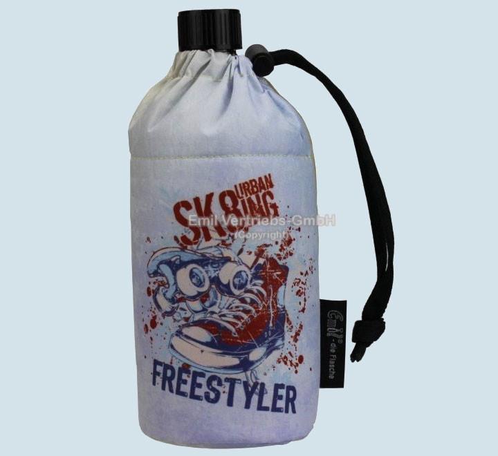 Emil die Flasche - Trinkflasche Freestyler -  0,4 L