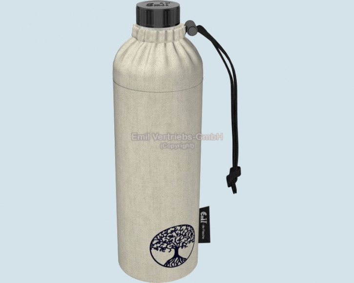 Emil die Flasche - Weithals Flasche Lebensbaum - 750 ml, Bio