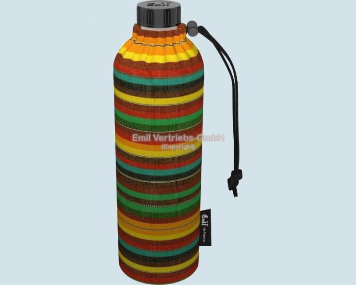 Emil die Flasche - Weithals Trinkflasche Mexiko -  0,75 Liter, Bio
