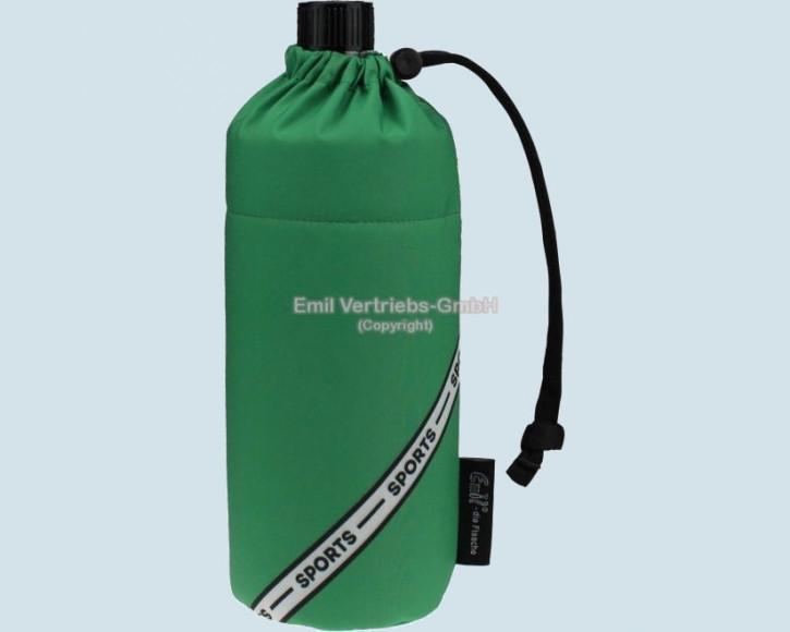 Emil die Flasche - Sport Trinkflasche - grün - 0,6 L