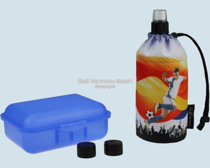 Emil die Flasche - Starter Set Fussball - Geschenkset 0,4 L
