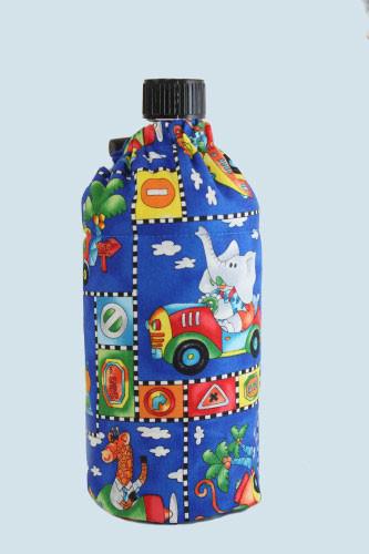 Emil die Flasche - Trinkflasche Trafic Animal -  0,4 L