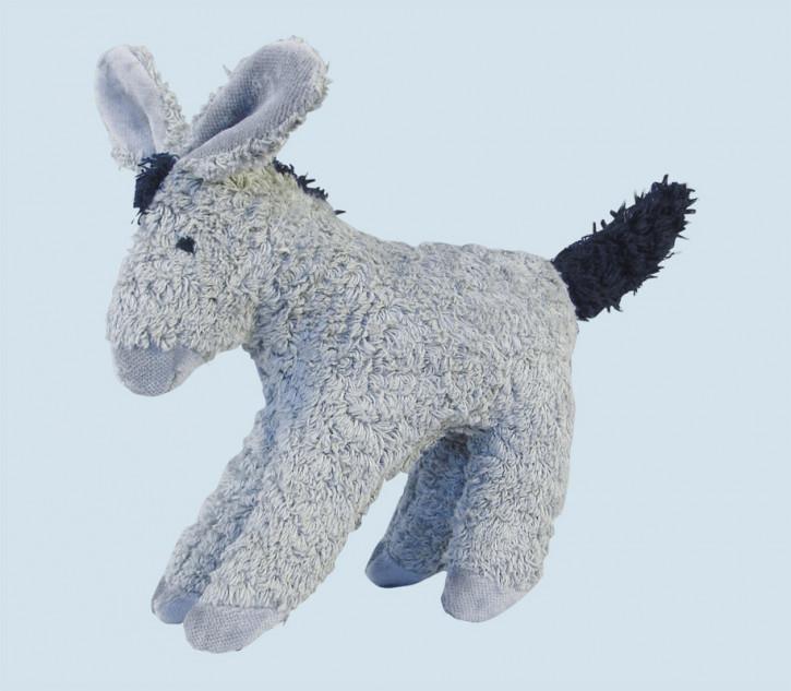 Senger Naturwelt - Esel - Tierkind, Kuscheltier Bio Baumwolle