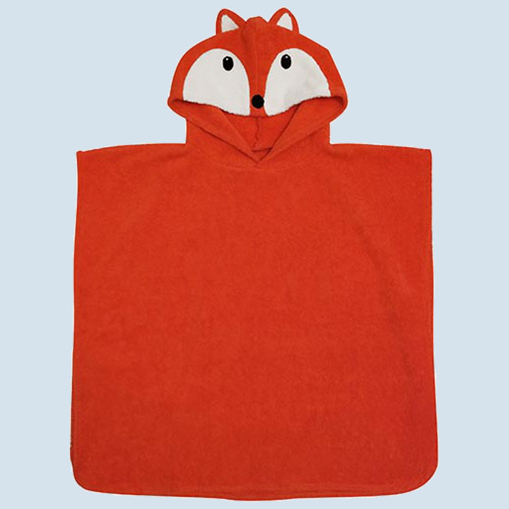 Fuernis - bathing poncho - fox