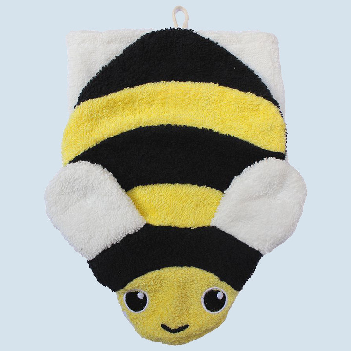 Fuernis - organic wash glove - bee