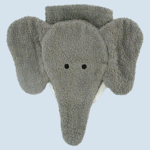 Fuernis - organic wash glove - elephant