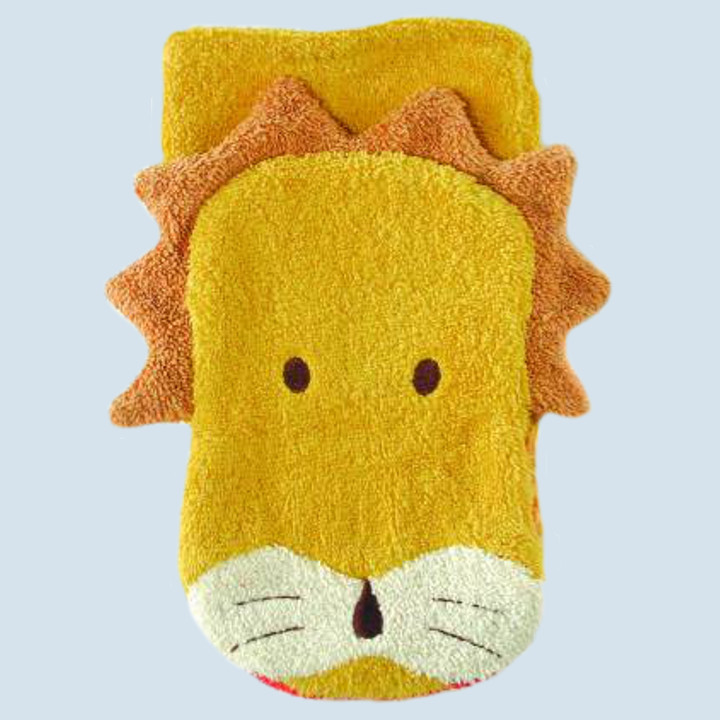 Fuernis - organic wash glove - lion