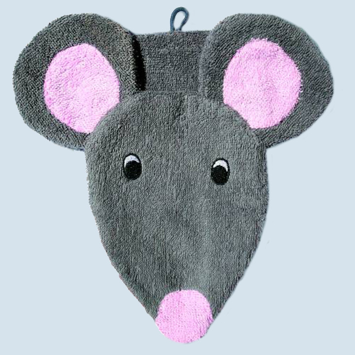 Fuernis - organic wash glove - mouse