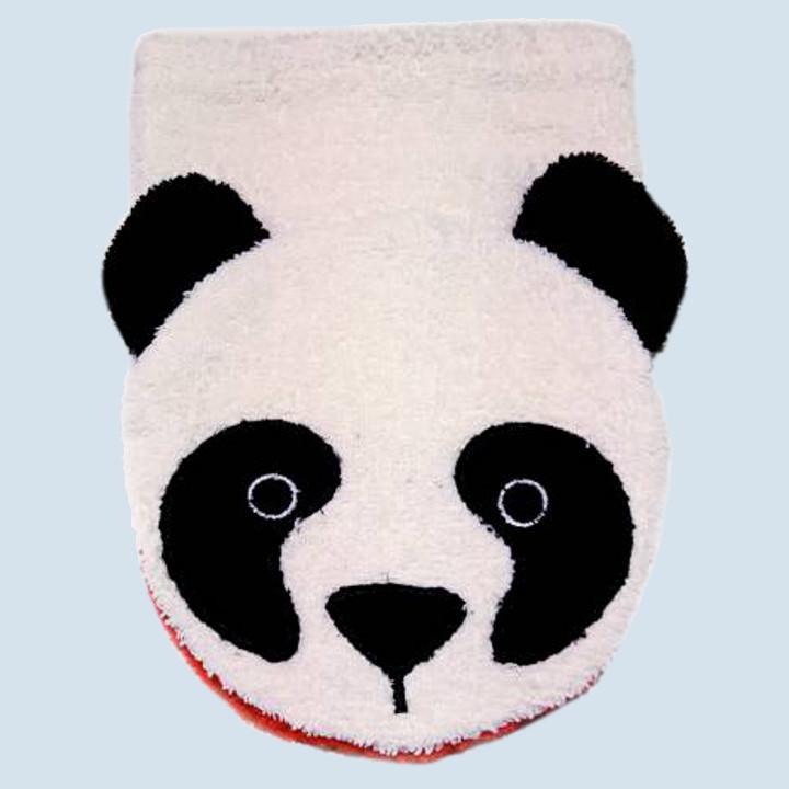 Fuernis - organic wash glove - panda