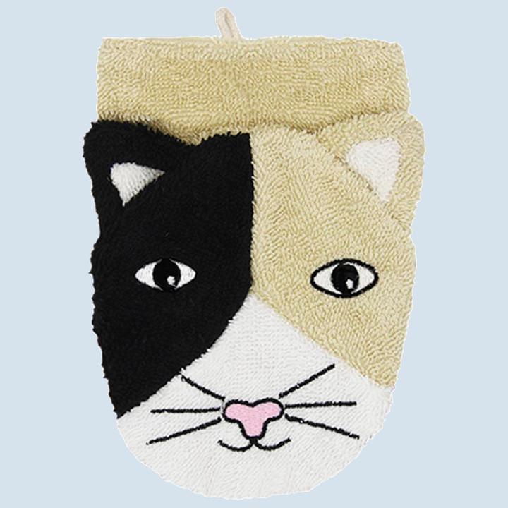 Fuernis - organic wash glove - cat