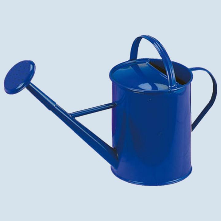 Glückskäfer - Gießkanne, Metall, blau