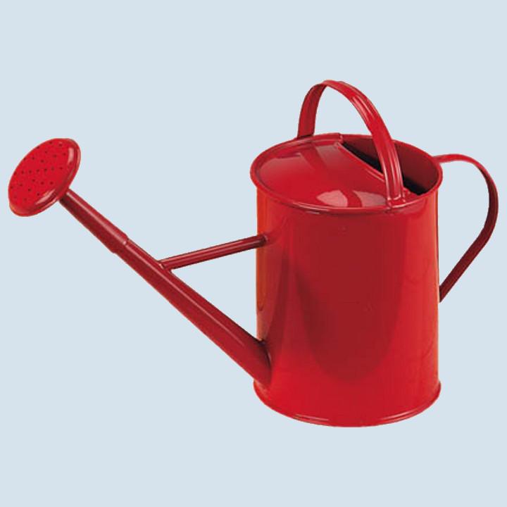 Glückskäfer - Gießkanne, Metall, rot
