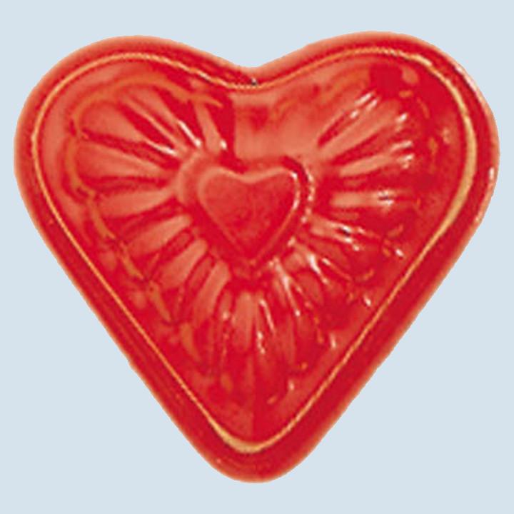 Glückskäfer - Sandform - Herz