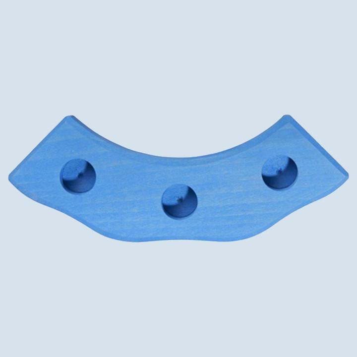 Glückskäfer - Geburtstagswelle - blau
