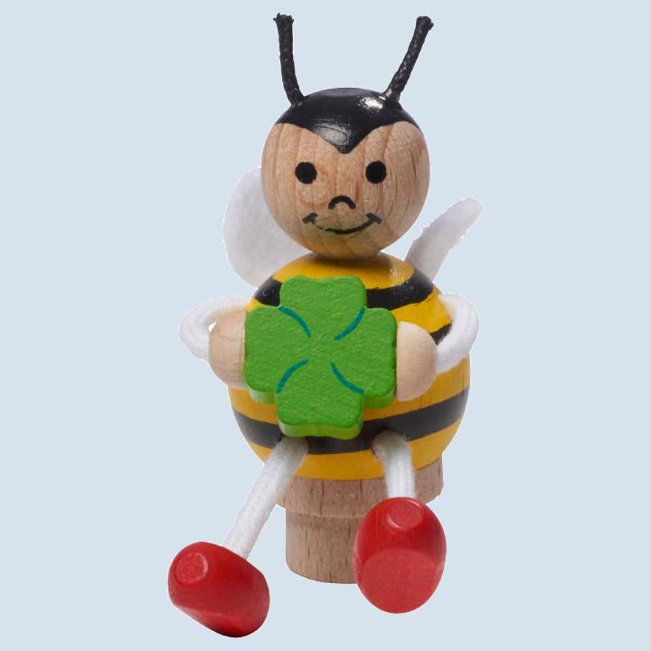 Glückskäfer - Geburtstags-Stecker Biene