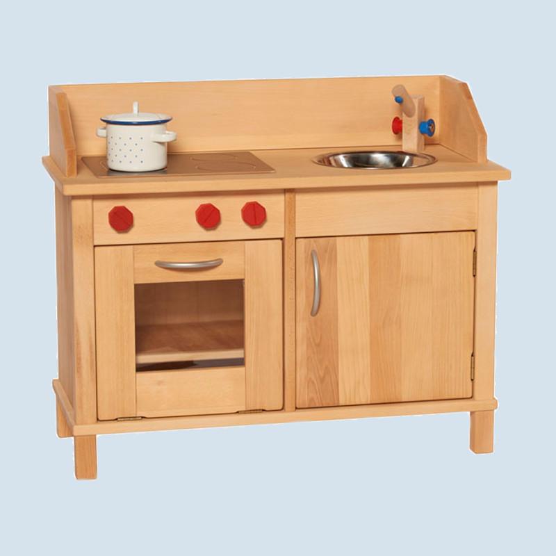 Glückskäfer - Spielküche Basis, Holz