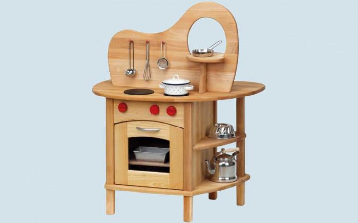 Glückskäfer - Spielküche mit Aufsatz - Holz