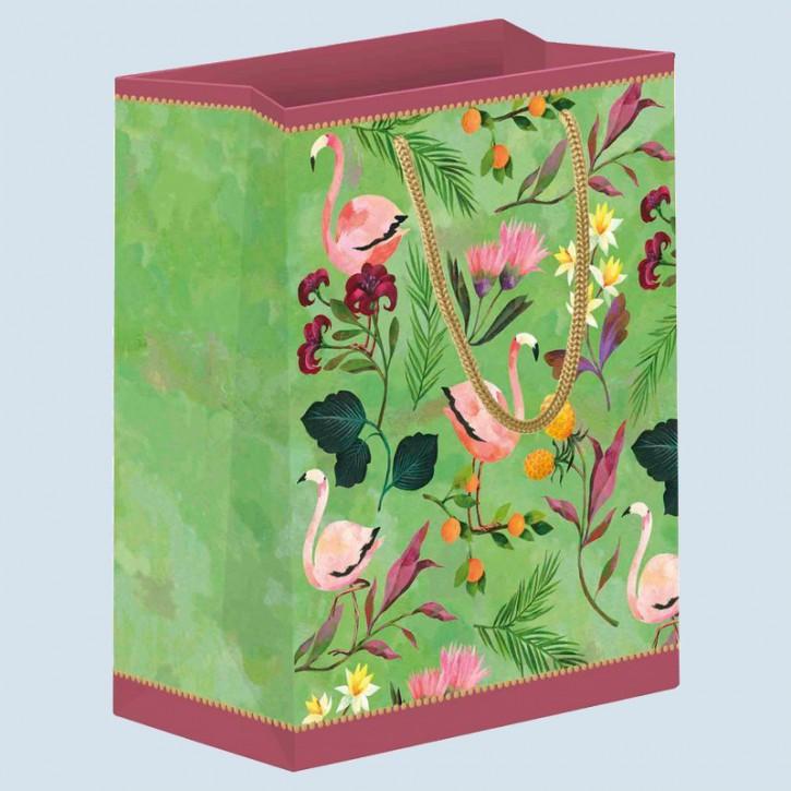 Grätz Verlag - Geschenktüte - Flamingo
