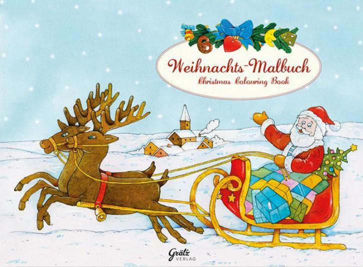 Grätz Verlag - Malbuch, Weihnachten