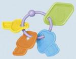 Green Toys - Klappernder Schlüsselbund
