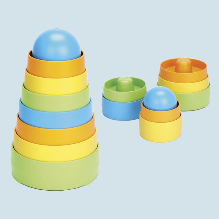 Green Toys - Stapelturm - Stacker, Babyspielzeug
