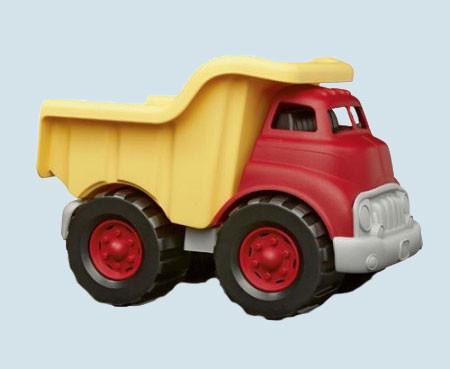 Green Toys - Kipplaster, Dump Truck - gelb, rot