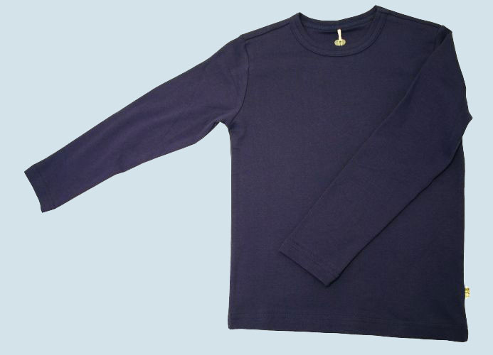 Green Cotton - Basic Shirt Hjalte Navy - Baumwolle, Bio Qualität