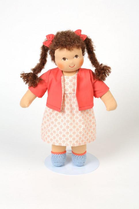 Heidi Hilscher - Puppenkleidung - Set Gretchen - Bio Qualität