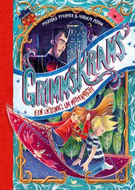 Kinderbuch - Grimmskrams Band 1 - Magellan