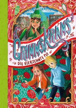 Kinderbuch - Grimmskrams Band 2 - Magellan