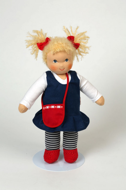 Heidi Hilscher Puppenkleidung - Set Judith - Bio