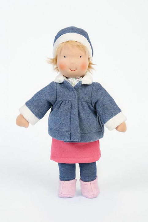 Heidi Hilscher - doll clothing - set Laura, organic cotton