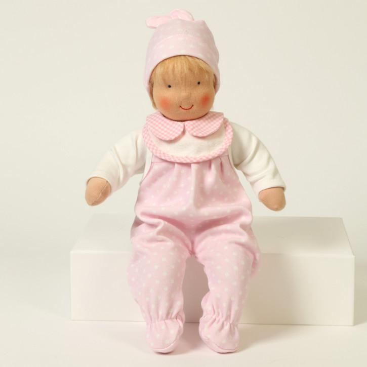 Heidi Hilscher Puppenkleidung - Set Strampler - Bio Qualität
