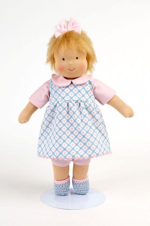 Heidi Hilscher Puppe - Bio Schlenkerpuppe Elfie - Wolle