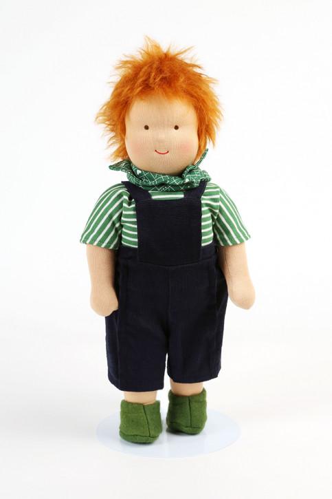 Heidi Hilscher - Puppenkleidung - Set Emil - Bio Qualität
