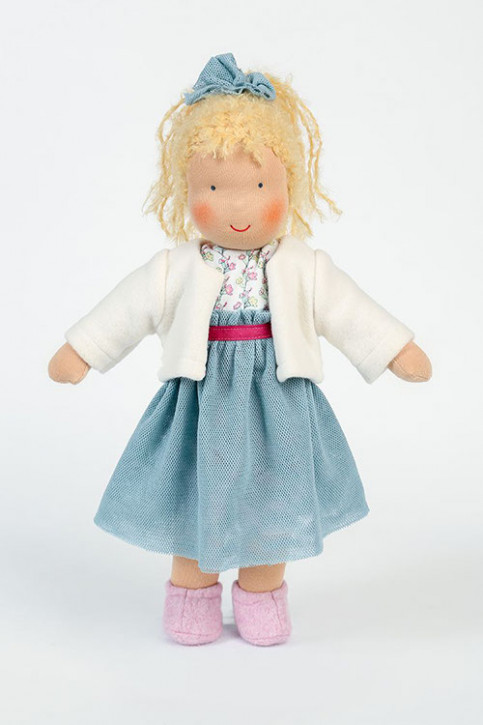 Heidi Hilscher Puppenkleidung - Set Luisa - Bio