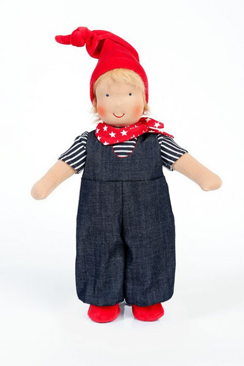 Heidi Hilscher organic doll - Bobo - blond hair