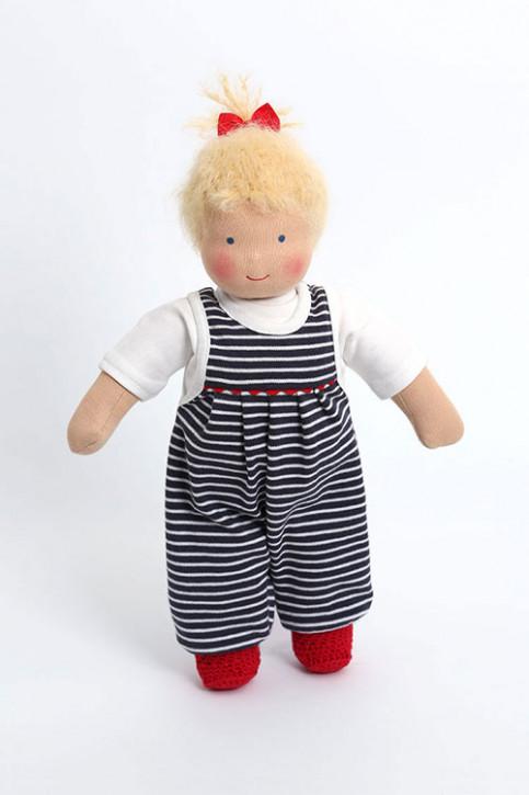 Heidi Hilscher Puppenkleidung - Strampelanzug - Bio