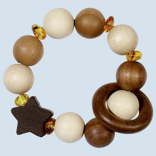 Heimess nature - touch ring elastic star