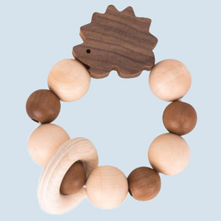 Heimess nature - touch ring elastic - hedgehog