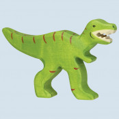 Holztiger - wooden animal - Tyrannosaurus Rex