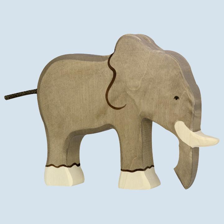 Holztiger - wooden animal - elephant