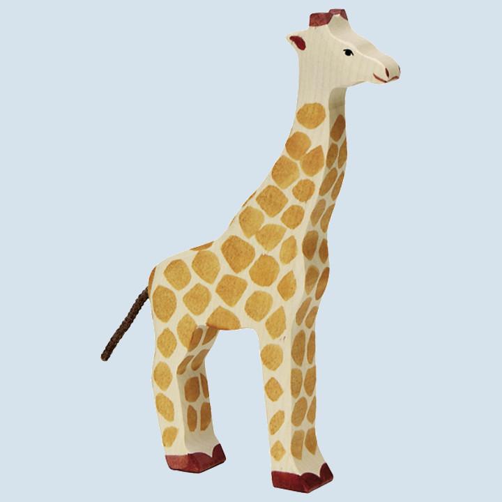 Holztiger - wooden animal - giraffe