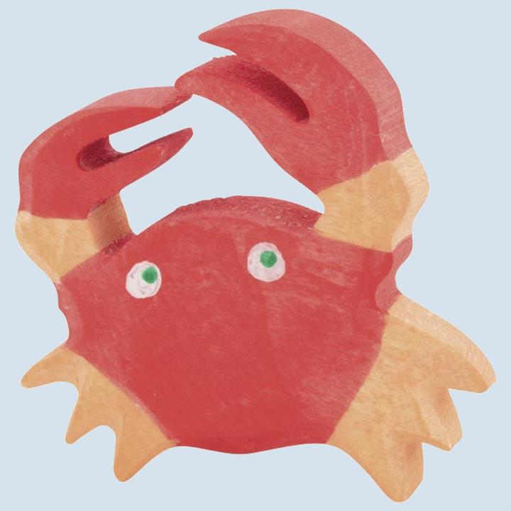 Holztiger - Holztier Krabbe