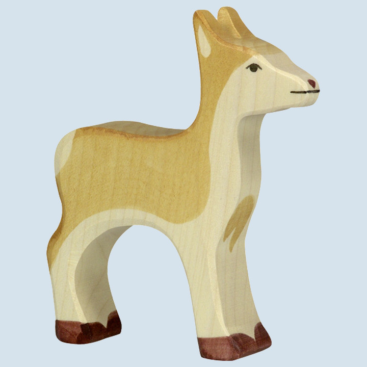 Holztiger - wooden animal - deer