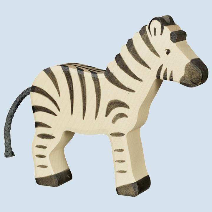 Holztiger - wooden animal - zebra