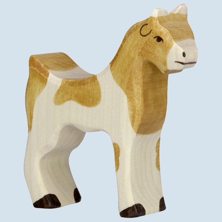 Holztiger - wooden animal - goat