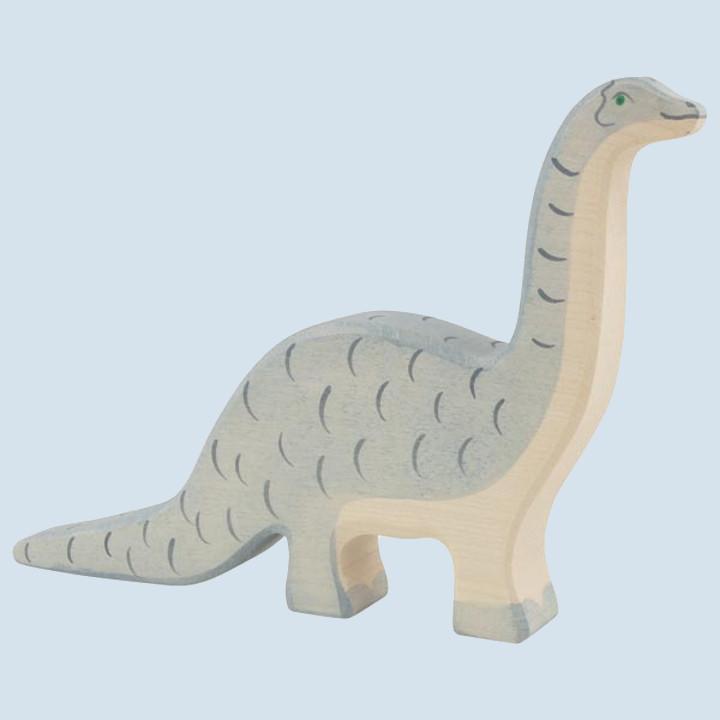 Holztiger - wooden animal - Brontosaurus