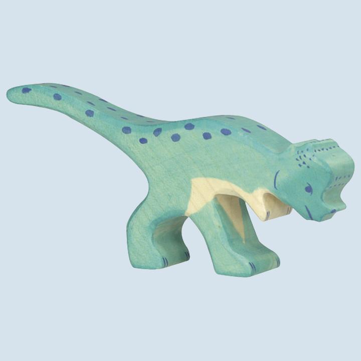 Holztiger - wooden animal - Pachycephalosaurus